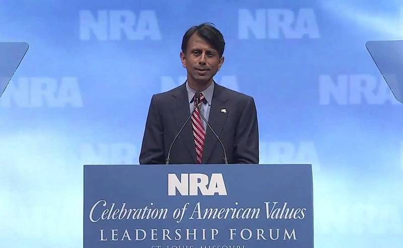 Louisiana Governor Piyush 'Bobby' Jindal.