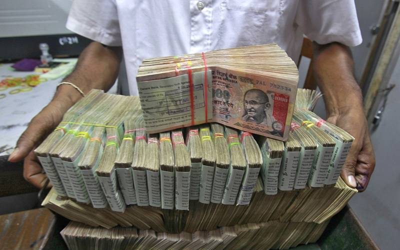 Banned Rs. 500 and 1000 notes.