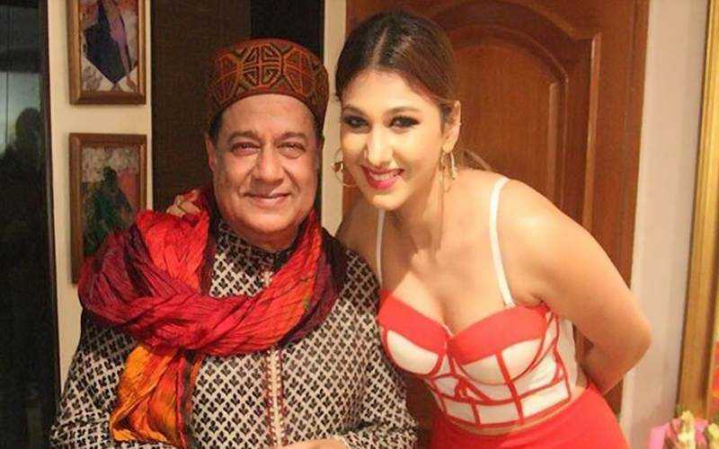 Bhajan King Anup Jalota and his 28-year-old girlfriend Jasleen Matharu.