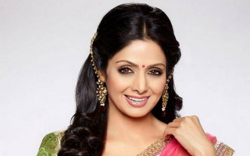 Bollywood actress Sridevi is no more :-(