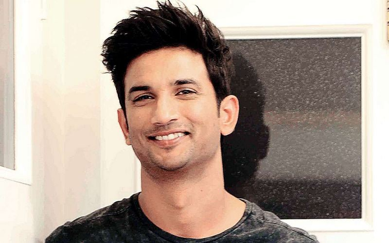 Late actor Sushant Singh Rajput.
