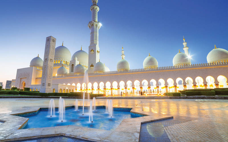 UAE renames Abu Dhabi mosque after Mary, mother of Jesus.