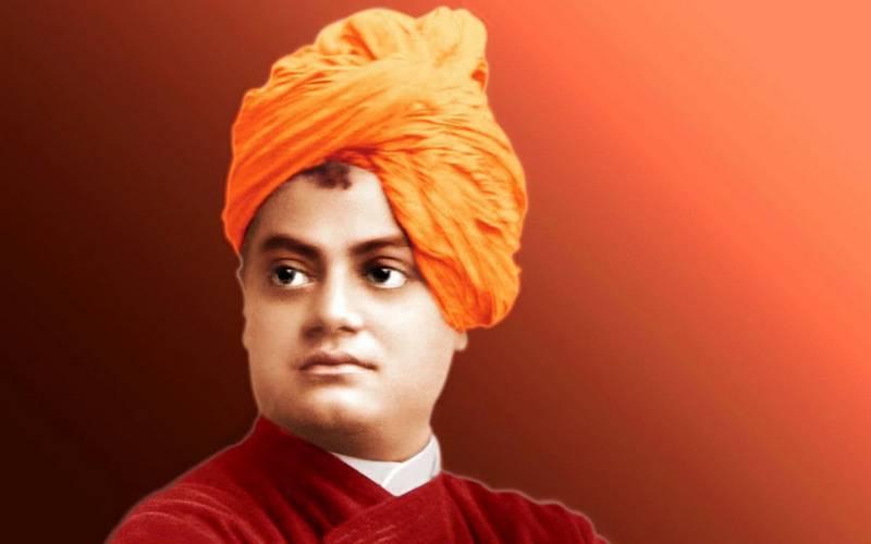 Swami Vivekanand.