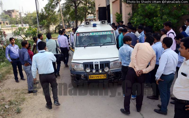Road Accident Takes Another Life In Patna Patnadaily