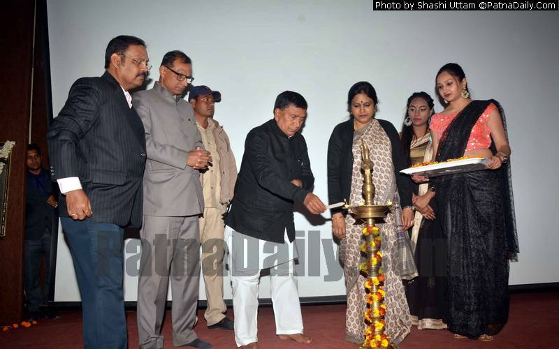 Bihar Education Minister inaugurating annual function at L N Mishra Institute in Patna on Saturday.