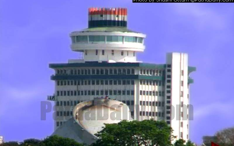 Biscomaun Bhawan in Patna (file photo).