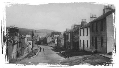 Mainstreet, Patna, Ayrshire, Scotland.