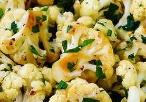 Baked Gobhi (Cauliflower)