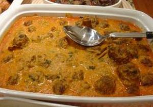 Kashmiri Meatball Curry