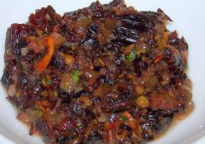 Raisin Chutney