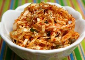 Spicy Cabbage