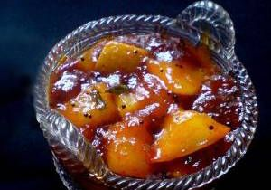 Recipe Aam Ka Meetha Achaar Sweet Mango Pickle