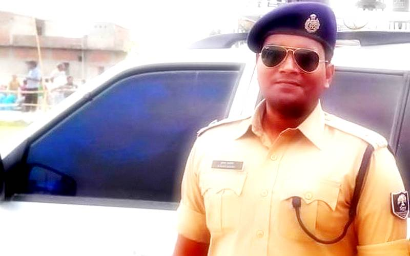 IPS officer Kumar Ashish.