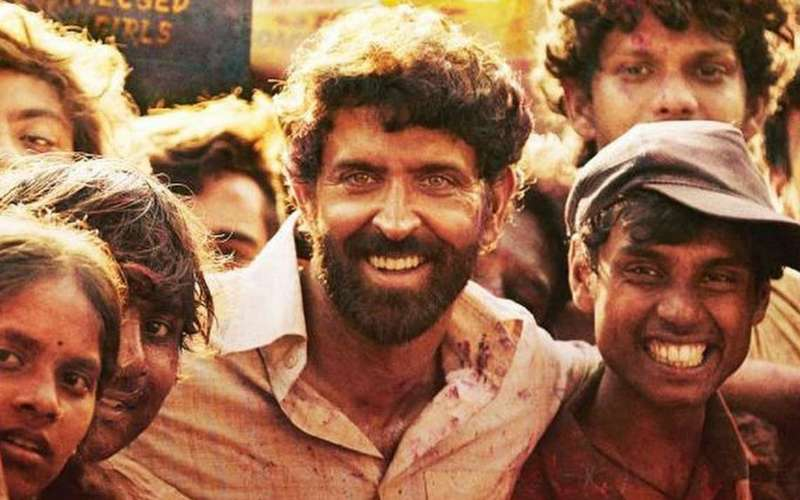 Hrithik Roshan as Super 30 founder Anand Kumar in the biopic 'Super 30'.