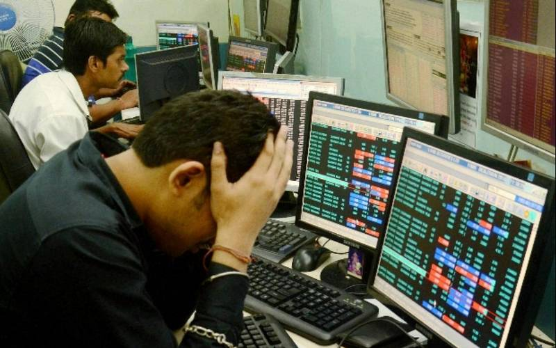 Stock Market Crashes due to COVID-19
