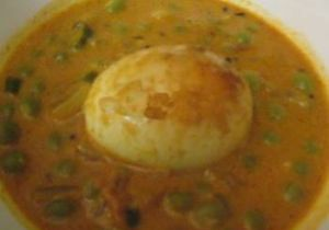 Egg and Split Pea Curry