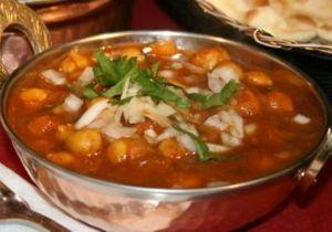 Kabuli Chana (Bombay Style)