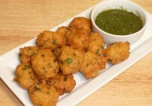 Low Fat Non-Fried Moong Dahi Vadas