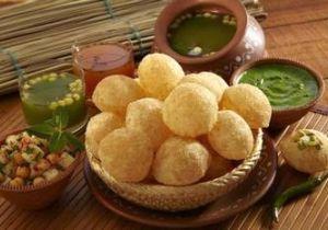 Pani Puri / Golgappa / Phuchka