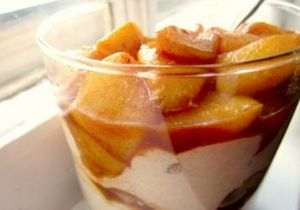 Scoopy Fruit Caramel