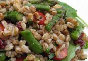 Seven Grains and Veggie Salad