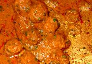 Shrimp & Fish Ball Curry